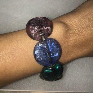 Jewelry - 🔥🔥Murano Glass bracelet